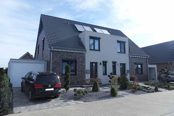 Strutmann Bau Einfamilienhaus